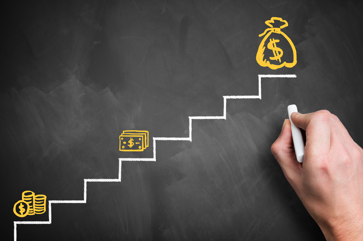 2017 financial shape up: Small steps toward big goals