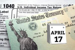 tax filing deadline 2018
