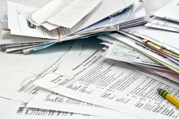Going Through Your Tax Records? What You Should Consider Keeping