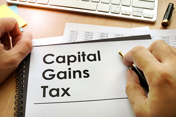 Manage Capital Gains Tax Tips