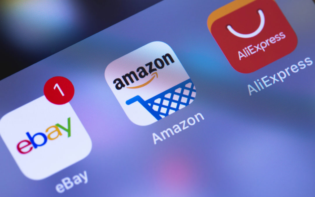 Amazon and eBay Sales Tax ALERT!