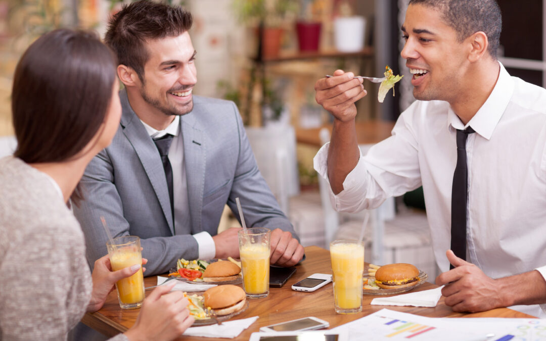 Breaking News!!! Meals continue to be deductible under new IRS guidance