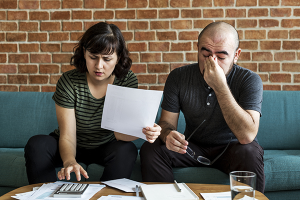 Early Warning Signs of a Tax Problem