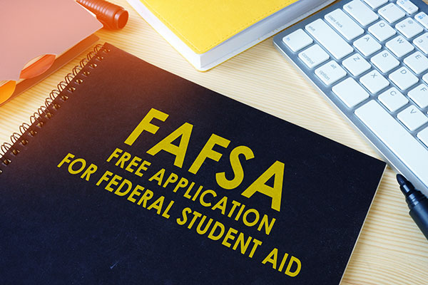 Reminder: Time to Start the Financial Aid Process.
