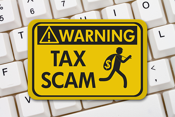 Tips to Protect Yourself From Tax Scams